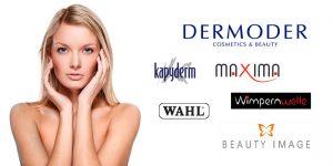 Marcas de productos en la distribuidora de estetica y peluqueria perfectline
